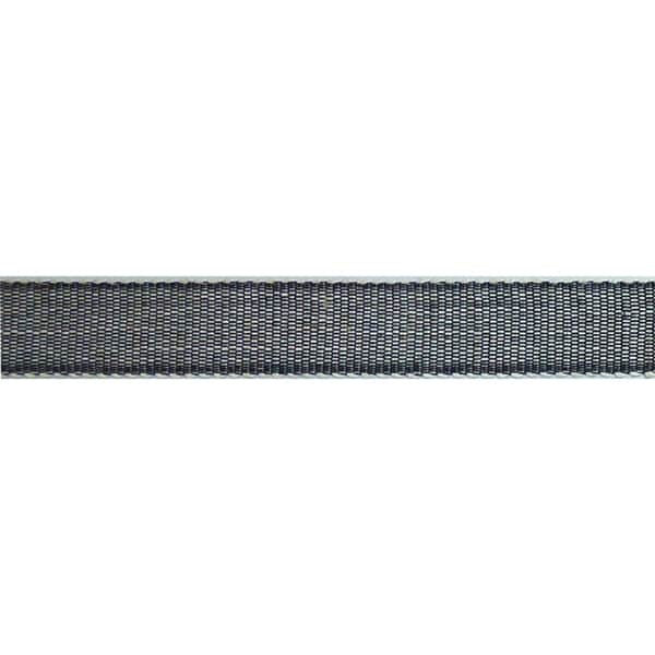 "Ruban Chambray Ribbon 5/8""X27 Yards-Black"