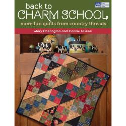 That Patchwork Place-Back To Charm School