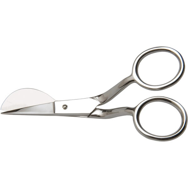 Applique Duckbill Scissors 4-1/2""