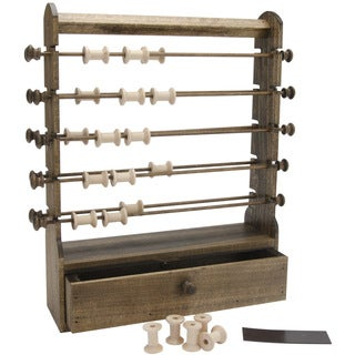 Edmunds Wood Antique Thread Keeper
