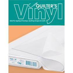 "Quilter's Vinyl Craft Pack -16""X54"""