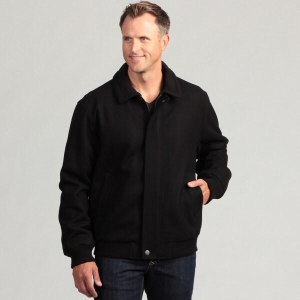 Izod Men's Wool Coat