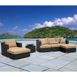 Sirio Morgan 7-piece Seating Set