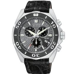Citizen Men's Signature Eco-Drive Chronograph Watch