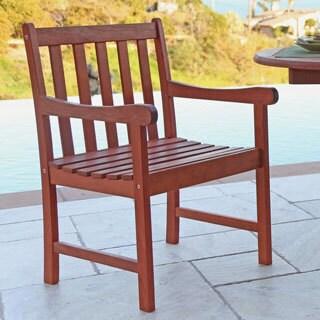 Outdoor Wood Nobi Armchair