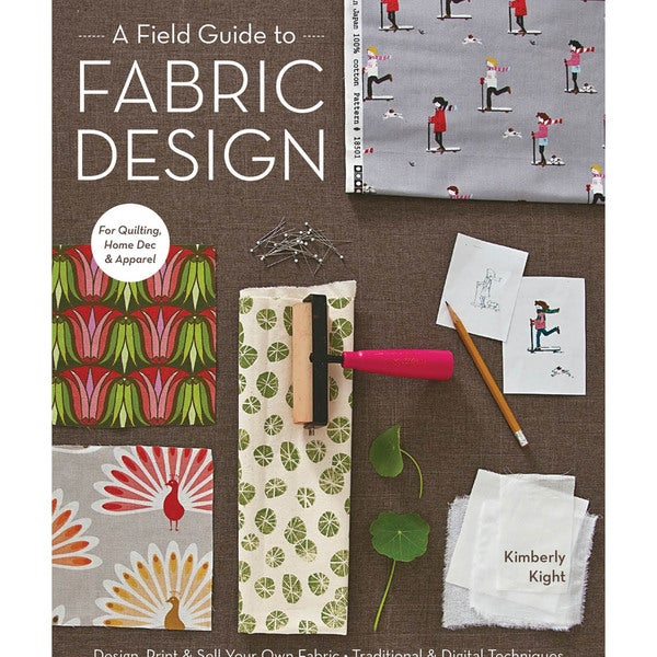 Stash Books-A Field Guide To Fabric Design