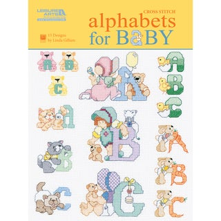 Leisure Arts-Alphabets For Baby