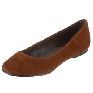 BC Footwear Women's 'Limousine' Ballerina Flats