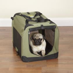 Guardian Gear Sage Green XS Soft Crate
