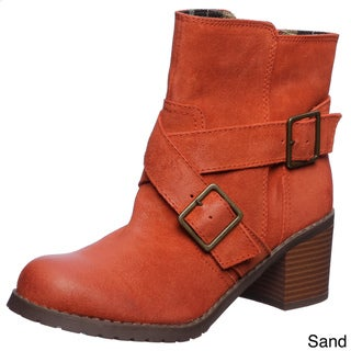 BC Footwear Women's 'Tadpole' Booties FINAL SALE