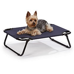 Guardian Gear Navy Small Portable Pet Cot
