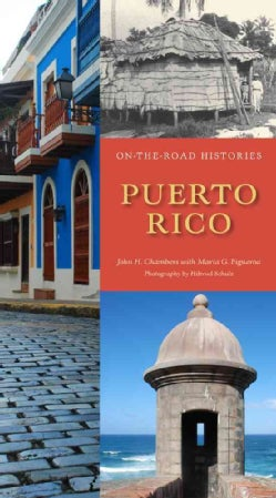 On-the-Road Histories Puerto Rico (Paperback)