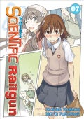 A Certain Scientific Railgun 7 (Paperback)