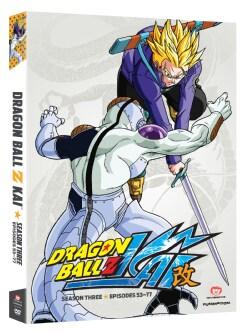 Dragon Ball Z Kai: Season Three (DVD)