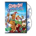 Scooby-Doo! 13 Spooky Tales: Holiday Chills and Thrills (DVD)
