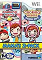 Wii - Cooking Mama 2 Pack