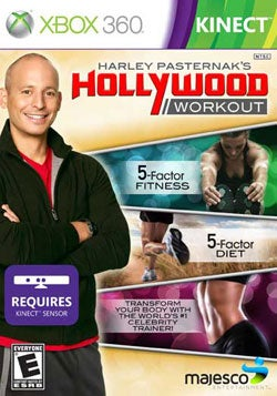 Xbox 360 - Kinect Harley Pasternak's Hollywood Workout