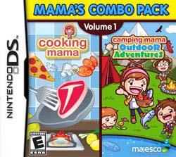 Nintendo DS - Mamas Combo Pack 1