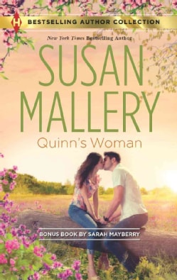 Quinn's Woman: Quinn's Woman\Home for the Holidays (Paperback)