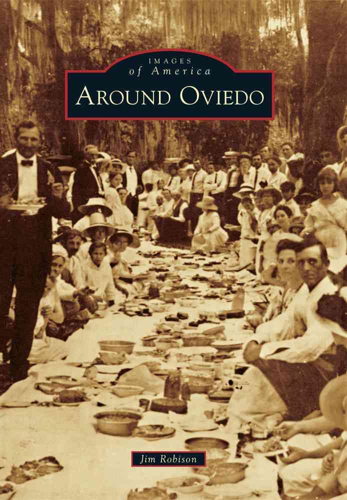 Around Oviedo (Paperback)