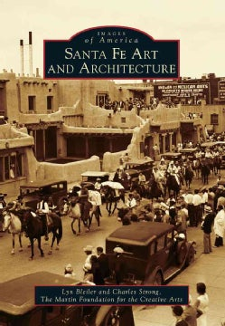 Santa Fe Art and Architecture (Paperback)