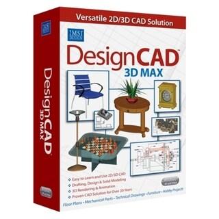 IMSI DesignCAD 3D Max v.22.0 - Perpetual License