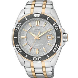 Citizen Men's Signature Eco-Drive Watch