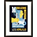 'Mobilizing Michigan for Farm and Factory U.S. Employment Service' Framed Limited Edition Giclee