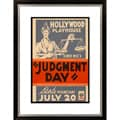 Elmer Rices 'Judgment Day' Framed Limited Edition Giclee Art