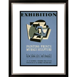 Exhibition Painting Prints Framed Limited Edition Giclee