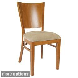 Hendrix Beech Wood Side Chairs (Set of 2)