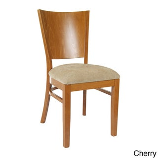 Hendrix Beech Wood Side Chairs (Set of 2)