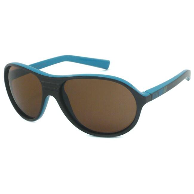 Nike Men's Unisex Vintage 74 Plastic Aviator Sunglasses