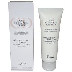 Christian Dior Instant Gentle 2.6-ounce Exfoliant