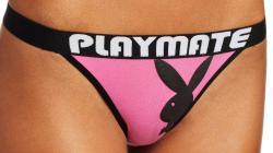 Playboy Intimates Women's G-string Panties