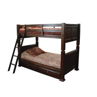 Troya Espresso Finish Trundle