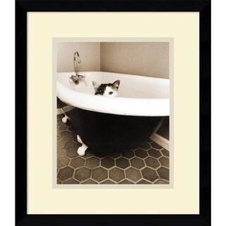 Jim Dratfield 'Kitty III' Framed Art Print