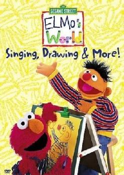 Elmo's World: Singing Drawing & More (DVD)