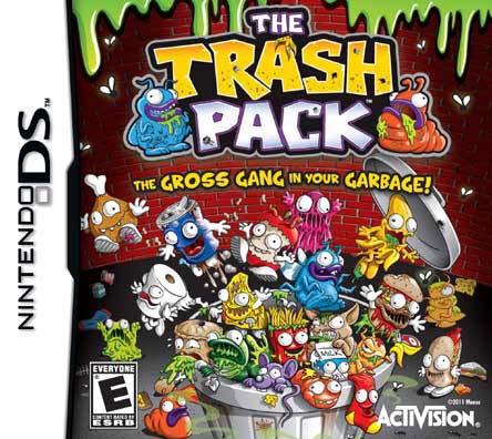 Nintendo DS - Trash Packs