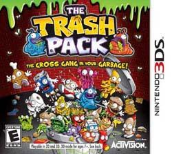 NinDS 3DS - Trash Packs