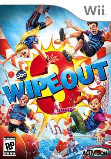 Wii - Wipeout: The Game 3