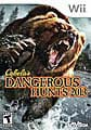 Wii - Cabela's Dangerous Hunts 2013