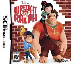 NinDS - Wreck-It Ralph