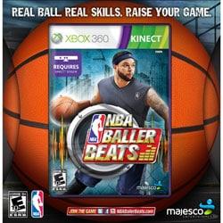 XBox 360 - Kinect NBA Baller Beats