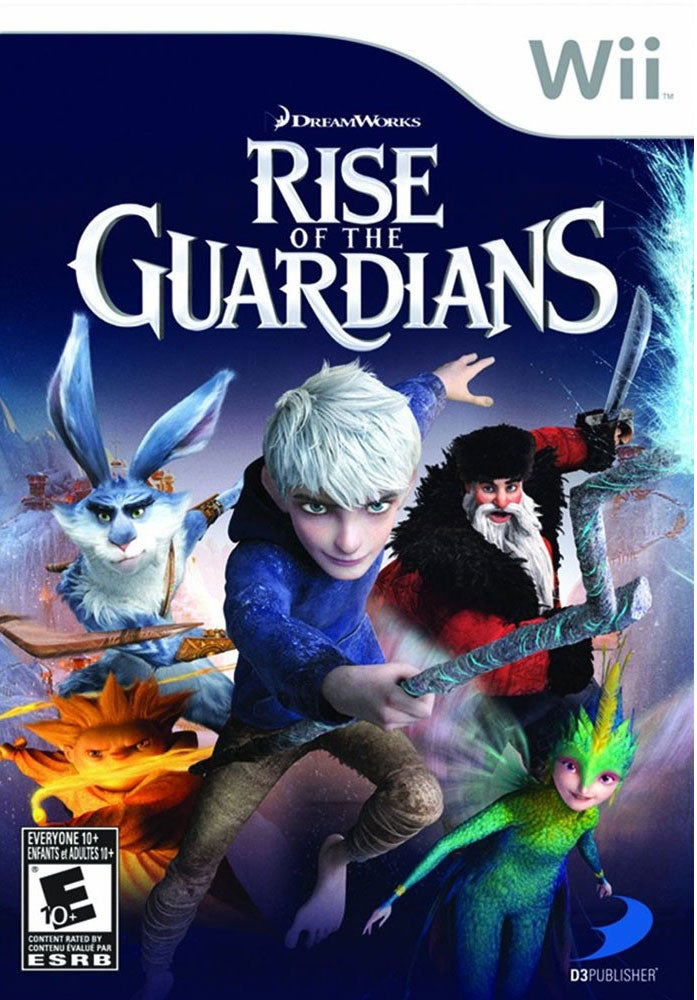 Wii - Rise of the Guardians