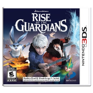Nintendo 3DS - Rise Of The Guardians