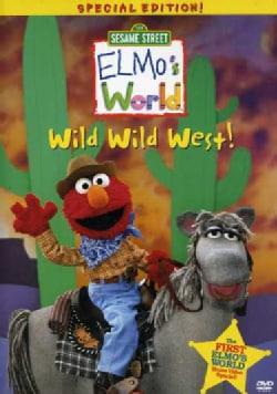Elmo's World Wild Wild West DVD