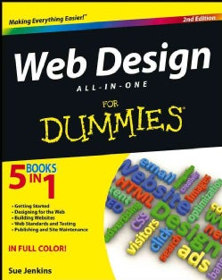 Web Design All-in-One for Dummies (Paperback)