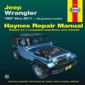 Jeep Wrangler: 1987 Thru 2011: All gasoline models (Paperback)