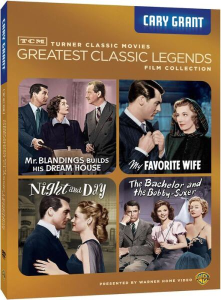 TCM Greatest Classic Films: Legends - Cary Grant (DVD)